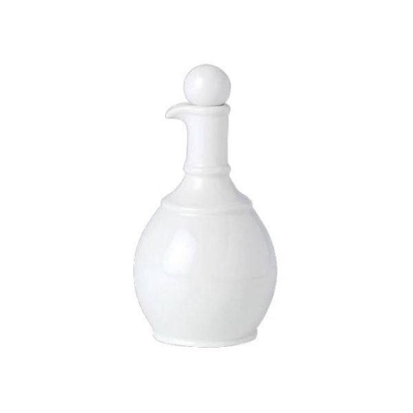 Õli/äädika pudel 13cl korgiga Simplicity, Steelite