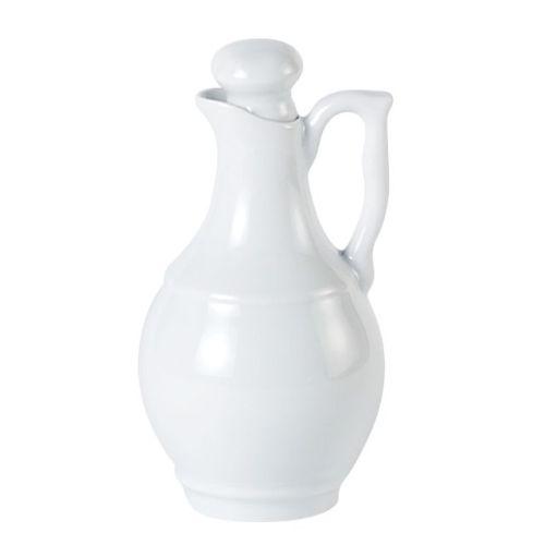 Õli-, äädikapudel Standard, Porcelite