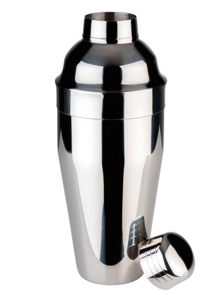 Shaker 0,7l kolmeosaline