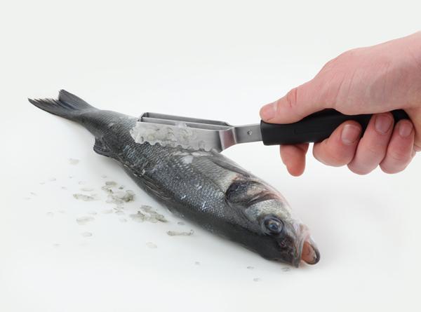 Kala soomuse eemaldaja 20cm