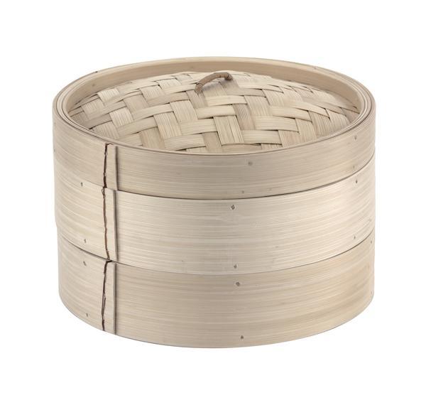 Aurutuskorv bambusest Ø 25cm