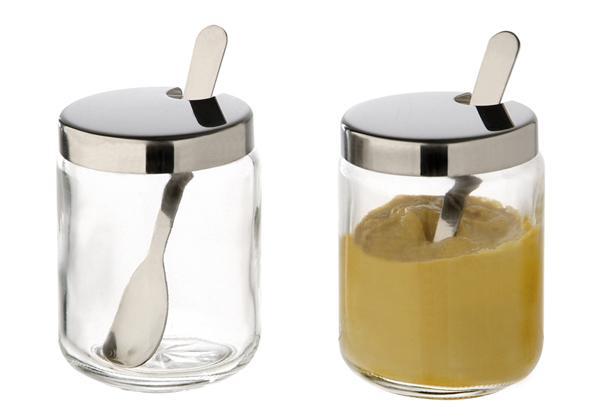 Klaaspurgid maitseainetele 2tk