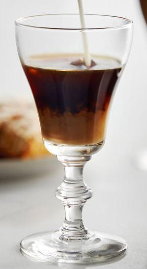 Iiri kohvi klaas Georgian 17,8cl
