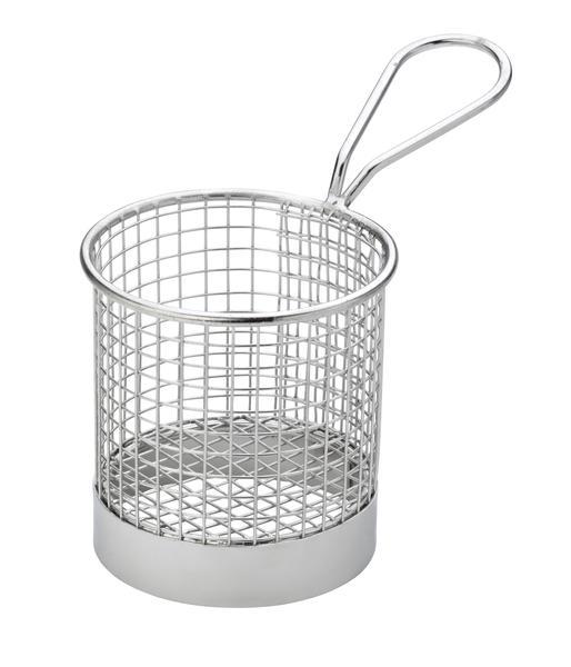 Korv fritüür Ø 9cm