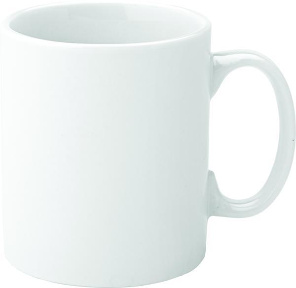 Tass Pure White 34cl