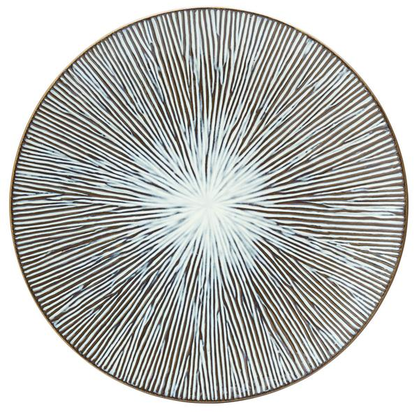 Taldrik Allium Sea Ø 27cm