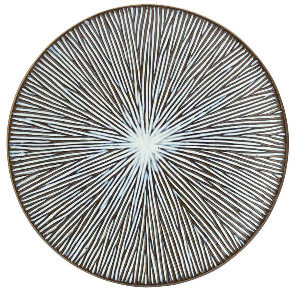 Taldrik Allium Sea Ø 21cm