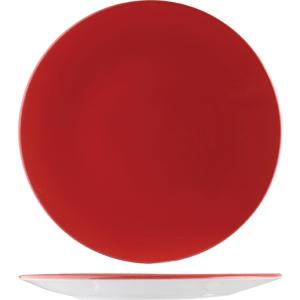 Taldrik 30cm Contour Red, Steelite