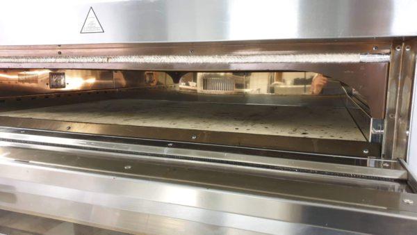 Vähekasutatud pizzaahi, mudel PODE26C