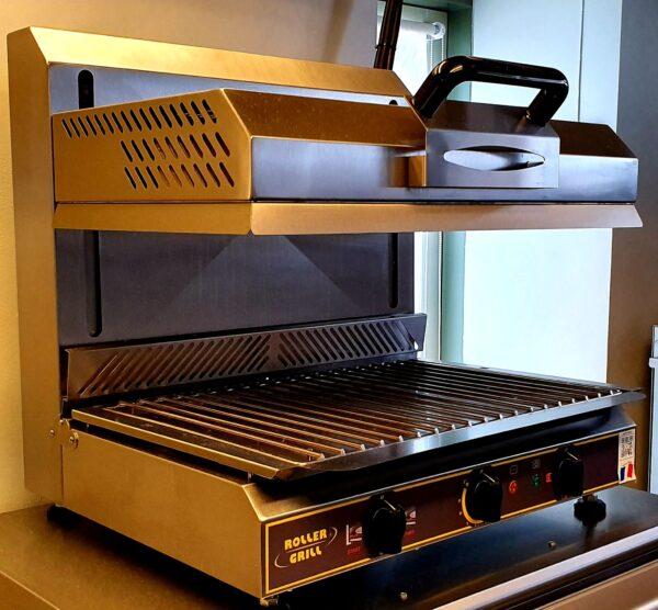 SALAMANDER grill, liftiga