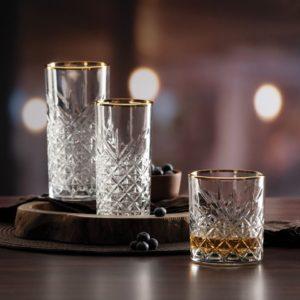 Viski- ja shotiklaasid