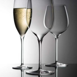 Veini- ja vahuveiniklaasid